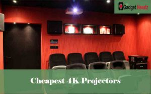 Cheapest 4K Projectors