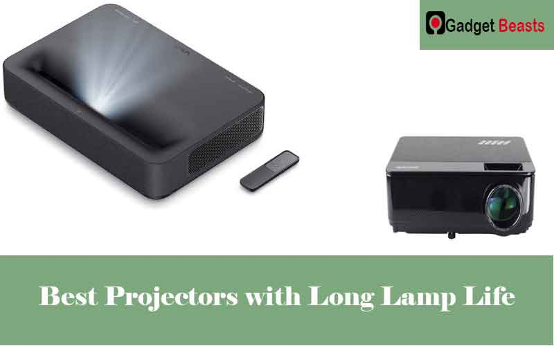 Best Projectors with Long Lamp Life