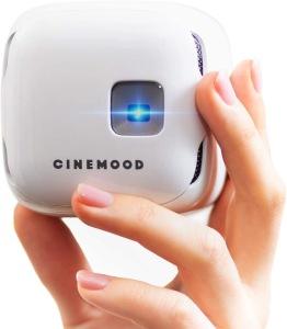 CINEMOOD Portable Projector