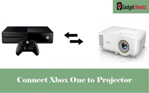 Connect Xbox One to Projector easily