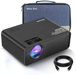 ManyBox Mini Projector – Top long-lasting portable projector