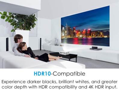 Optoma GT1090HDR Projector home theater
