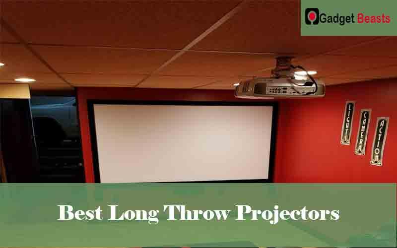 Best Long Throw Projectors