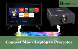 Connect Mac - Laptop to Projector