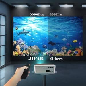 JIFAR Projector looks