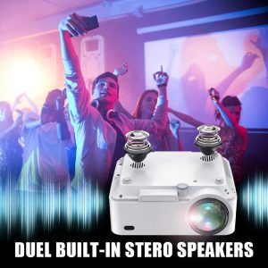 3Stone T20 1080p Support Multimedia Portable Projector