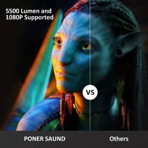 Poner Saund 2021 Updated 5500Lux