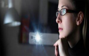 Projectors Damage Your Eyes