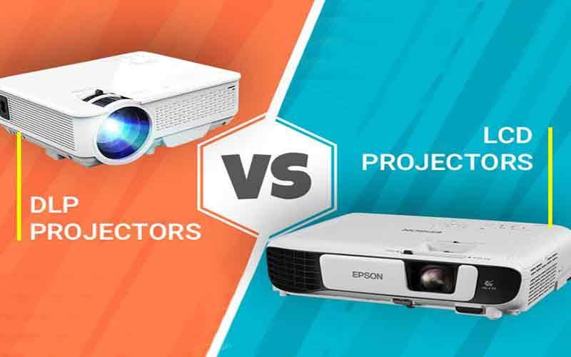 Advantages of LCD vs. DLP projectors