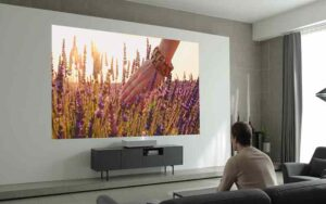 How to use a projector as a TV?