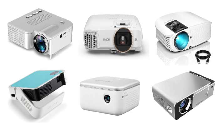 Different Projector Resolution