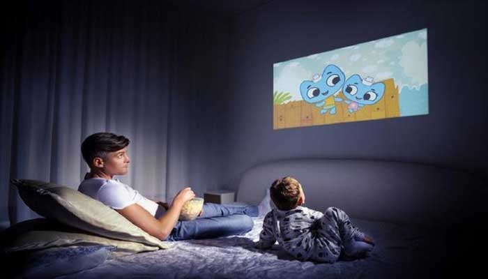 What is a Contrast Ratio For a Projector?