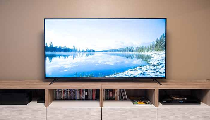 How to connect tv to the projector without HDMI
