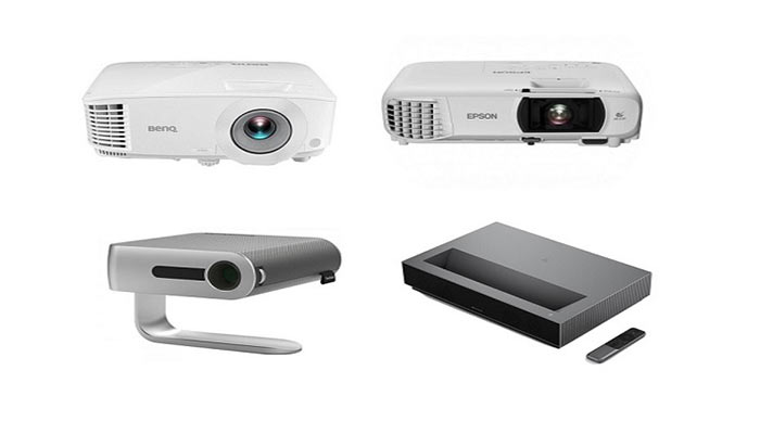 Types of projector
