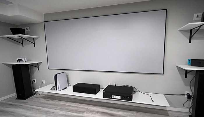 Grey Projector Screen: Advantages and Disadvantages