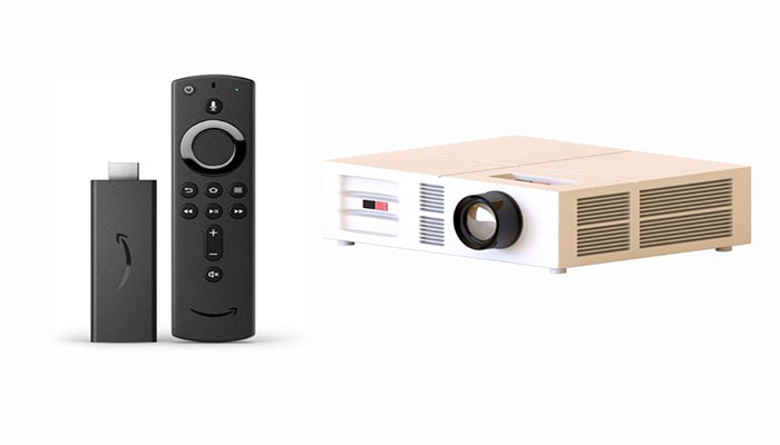 How to Connect Fire TV Stick to Projector