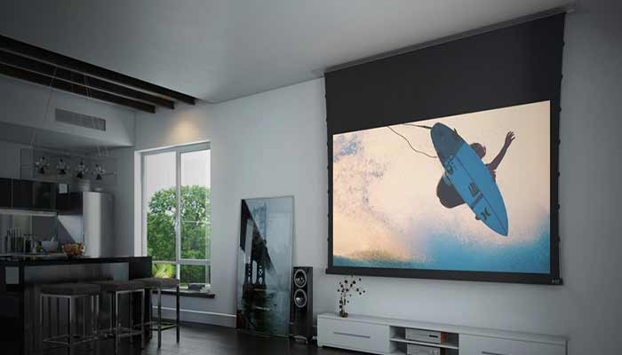 Fixed vs Motorized Projector Screen: Which one to choose?
