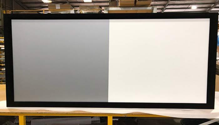 Rules of Thumb When Choosing a Screen