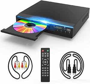Jinhoo DVP-506 DVD Player For Projector