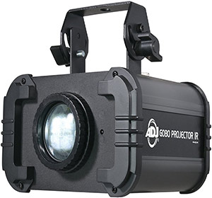 ADJ Products Projection GOBO PROJECTOR IR Review