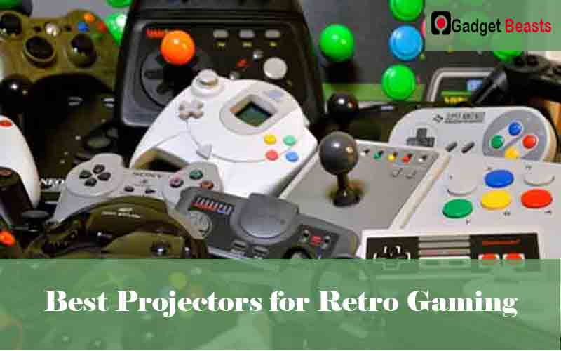 Best Projectors for Retro Gaming