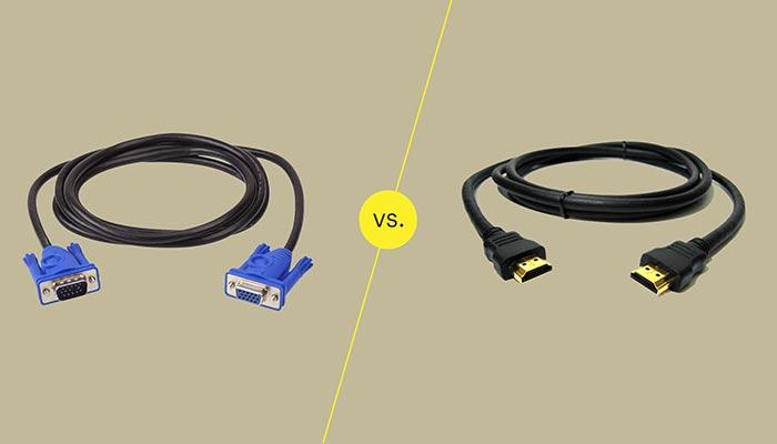 VGA vs. HDMI