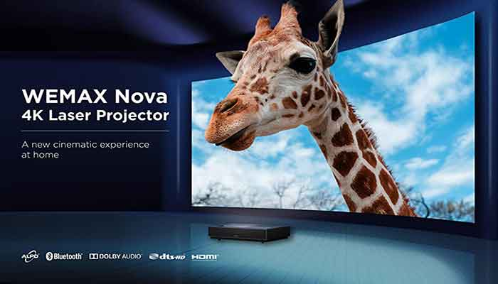 WeMax nova projector review: Features Details