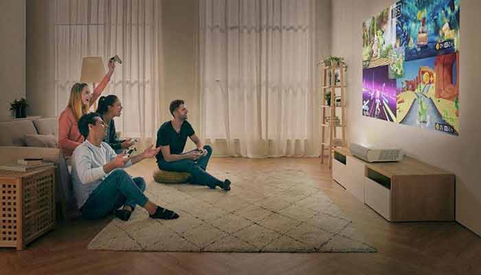 Gaming in your home theater