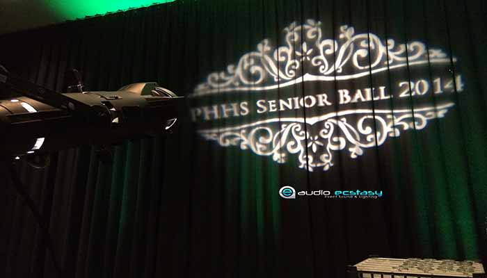 Why would you want to use a gobo projector?