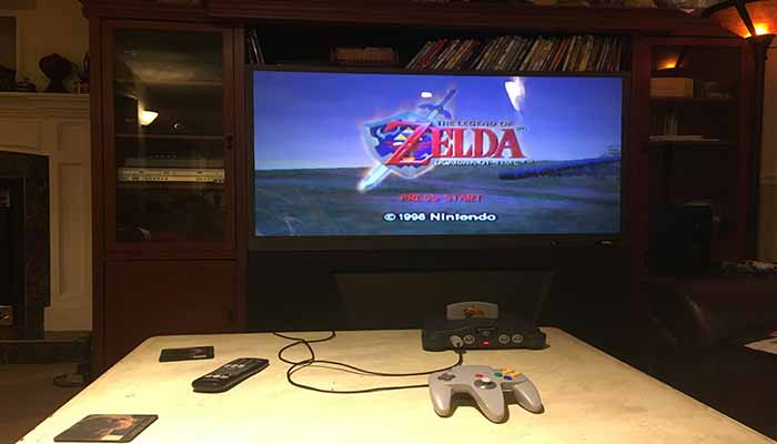 How to buy the best projector for retro gaming?