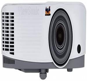 ViewSonic PA503S 3800 Lumens SVGA High Brightness Projector for Home and Office
