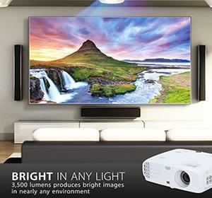 ViewSonic PX747-4K True 4K Projector