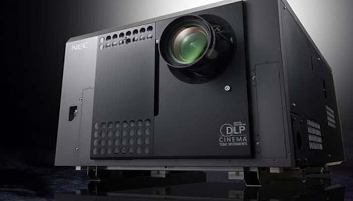 DLP Projector 1