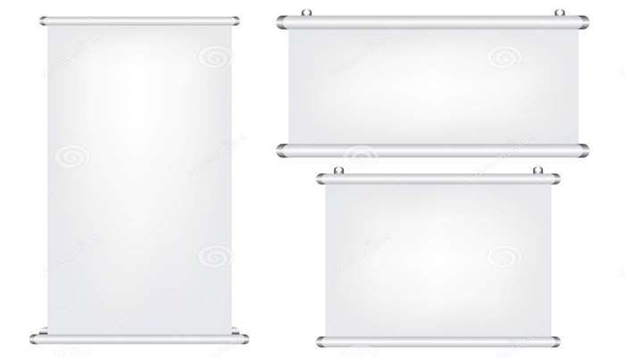 Different Types of projector screens