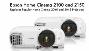 Epson 2100 vs 2150 Projector - Comparison between these projectors