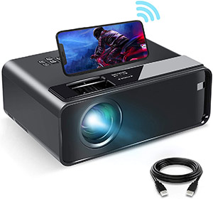 ELEPHAS W13 2021 Upgrade Projector