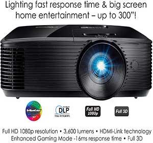 Optoma HD146X High Performance Projector