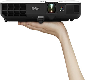 Epson PowerLite 1785W 3LCD projector