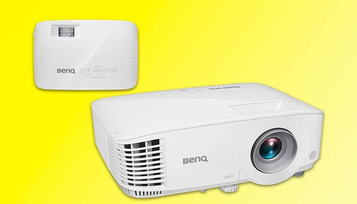 What are some of the most common features in a projector?